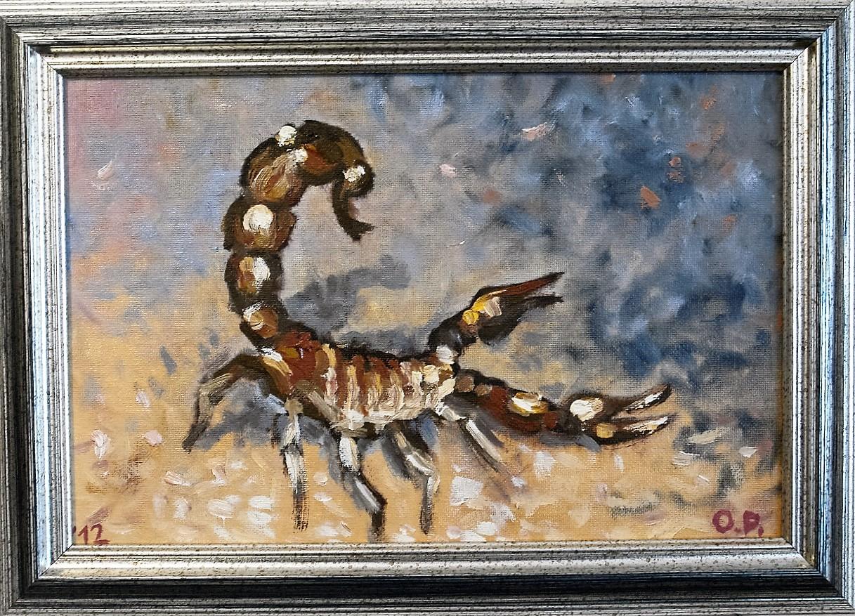 Scorpion - ulei/panza